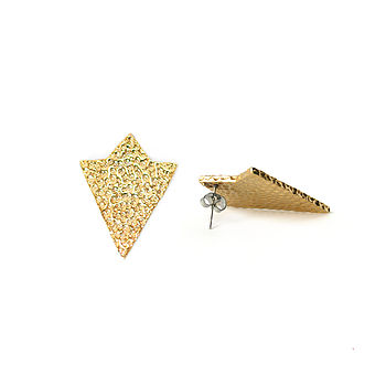 ArrowTriangle Earrings