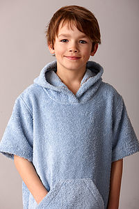 Child's Towelling Robe