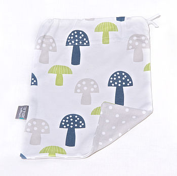 Toadstool Changing Pouch