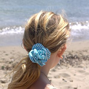 Vintage Fabric Corsage Hairbands - hair accessories