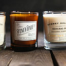 Sydney Hale Glass Candle