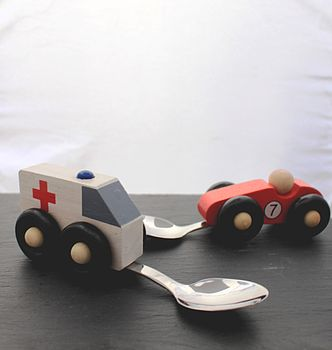 Child's Ambulance Medicine Spoon
