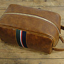 Argyll Highlanders Wash Bag