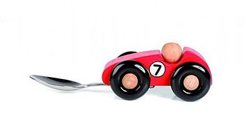 Child's Racing Car Spoon