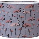 Flamingo Party Lampshade