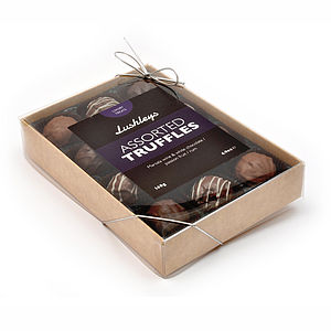 Assorted Chocolate Truffles Birthday Gift - chocolates & confectionery
