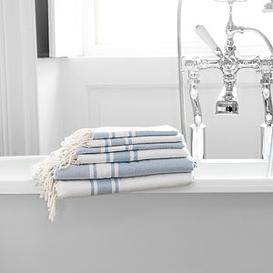 Luxury Bathroom Hammam Towel - bathroom