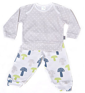 15% Off Toadstool Pyjamas