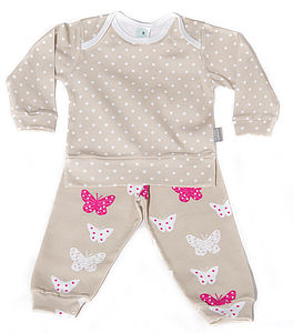 15% Off Butterfly Pyjamas - clothing