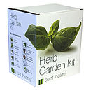 Herb Garden Kit Gift Box