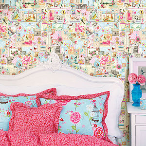 Sweet Memories Wallpaper By PiP Studio - home accessories