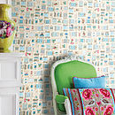 PiP's Yarn Collection Wallpaper By PiP Studio