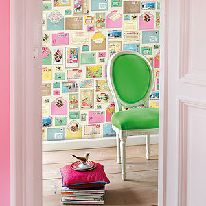 You've Got Mail Wallpaper By PiP Studio - home decorating