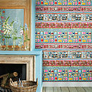 Haberdashery Wallpaper By PiP Studio
