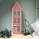 Coral Dutch Cupboard