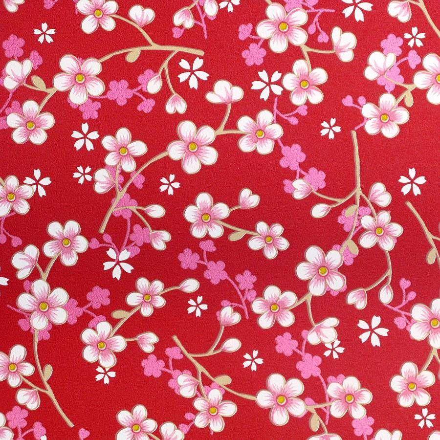Cherry Blossom Wallpaper By Fifty One Percent