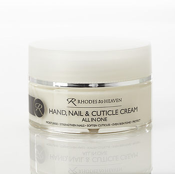 All In One Hand Nail And Cuticle Cream