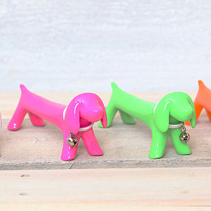 Dog Shape Ballpoint Pen - gifts for pet-lovers