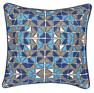 Stained Glass Cushion - cushions