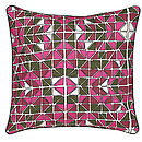 Stained Glass Cushion Now Save 50%