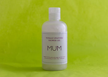 MUM Totally Uplifting Shower Gel