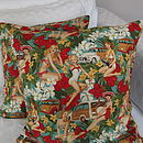 Tiki Girl Cushion Cover