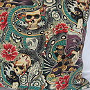 Japanese Tattoo Cushion