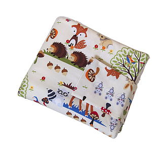 Baby Changing Mat 'Forest' - baby's room