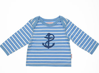 Long Sleeve Anchor Tee