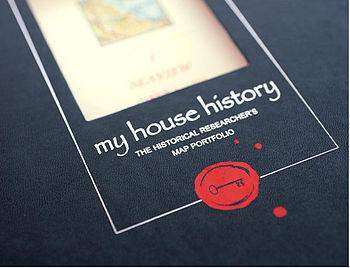 'My House History' Portfolio