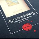 My House History Portfolio