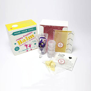 Crazy Cuticle Balm Kit