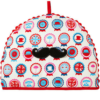 Moustache Tea Cosy