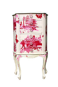 French Tallboy - children's furniture
