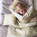 Poppy Liberty Print Eiderdown