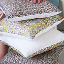Pepper Liberty Print Pillow
