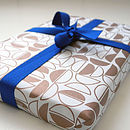 Thruppence gift wrap