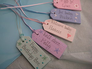 Wooden Gift Tag - shop by category
