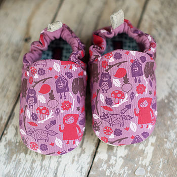 Woodland Baby Shoes