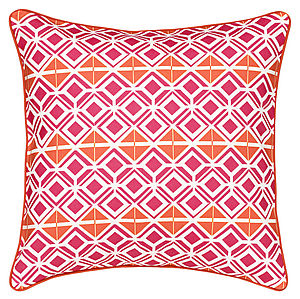 Glasswork Cushion - cushions