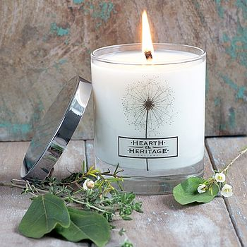 Cottage Garden Scented Candle