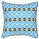 Glasswork Cushion