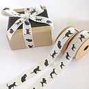 cat and dog ribbon