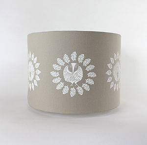 Woodland Collection Lampshades - lamp shades