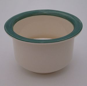 Shaving Bowl And Soap - shaving