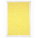 Kawung Organic Cotton Tea Towel