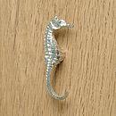 Seahorse Right Facing Cupboard Handle
