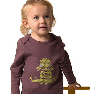 Organic Ragdoll Baby T Shirt