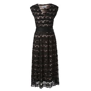 Ami Lace Dress - the little black dress