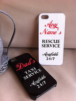 Personalised Men's Case For IPhone